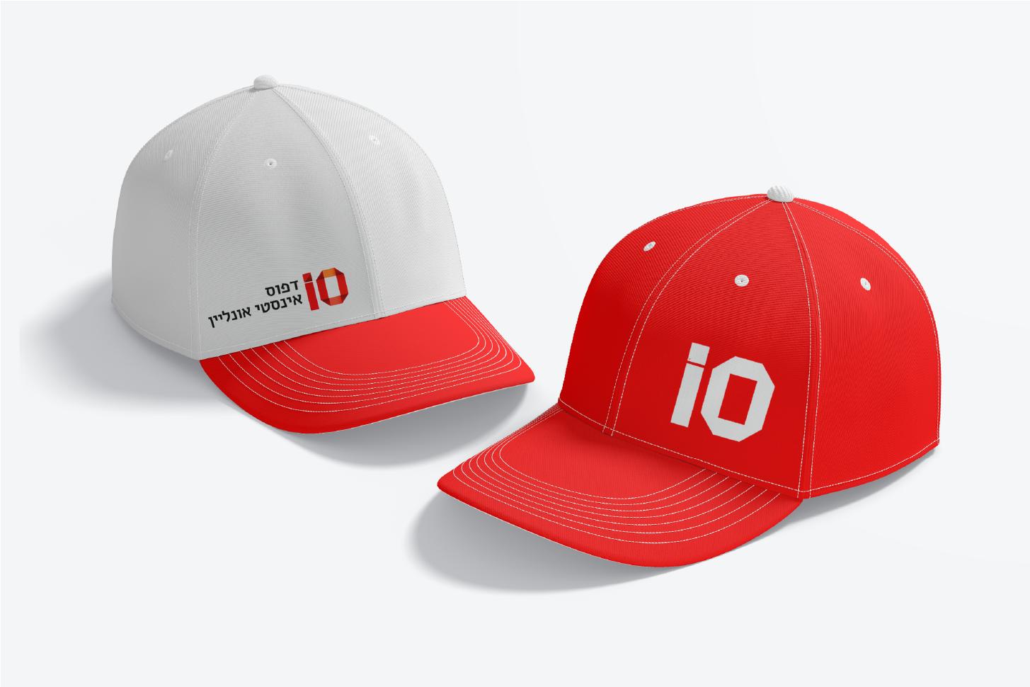 הדפסה על כובעים